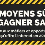 51 moyens sûrs et fiables de gagner de l'argent sur internet en 2019