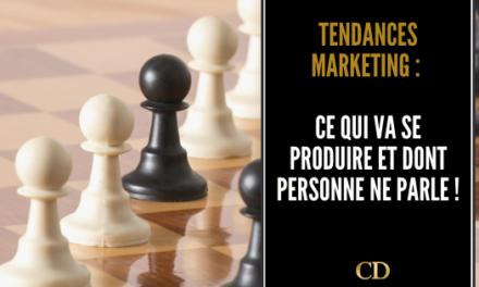 Tendance Marketing 2021 : Ce qui va se produire et dont personne ne parle !