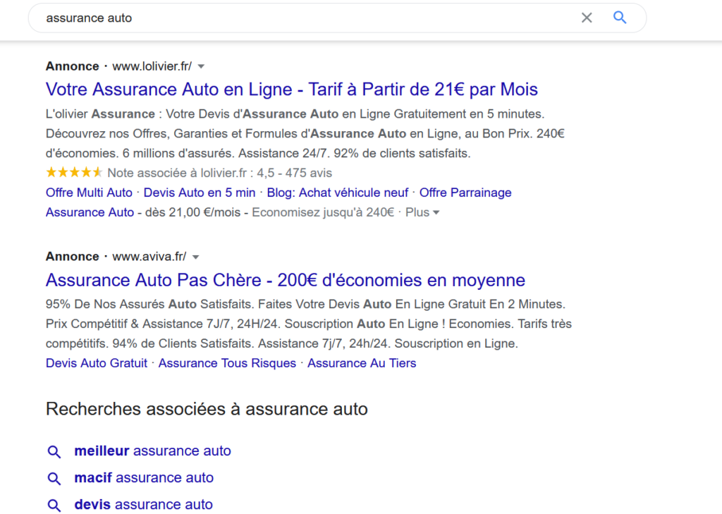 campagne-ads-annonces-serps