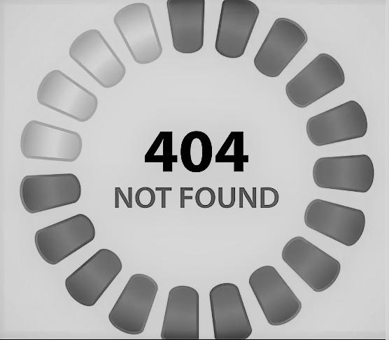 404 liens brisés