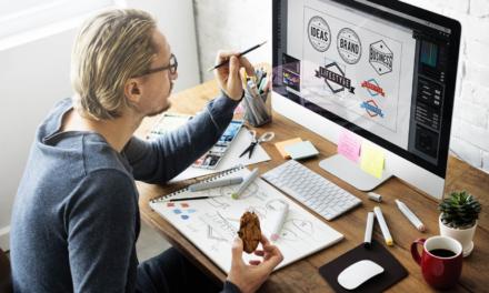 L'importance d'avoir recours à un graphiste pour votre logo et vos supports de communication.