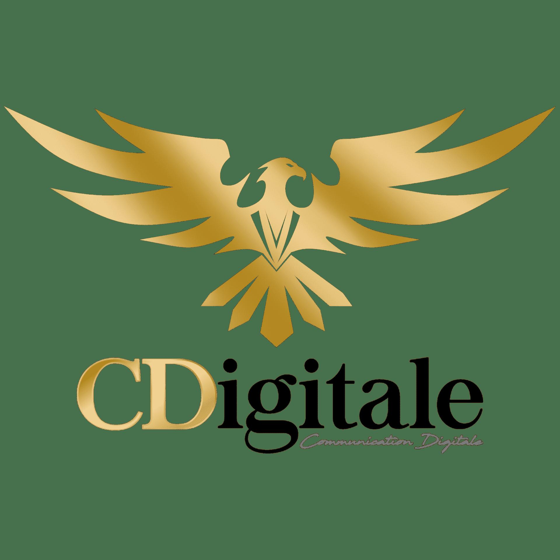 Création logo entreprise gratuit -entreprise CDigitaleⓇ
